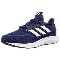 adidas mens ENERGYFALCON TECHNICAL_SPORT_SHOE, Color: Blue, Size: 43 1/3 EU