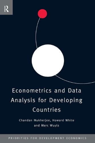 Econometrics and Data Analysis for Developing Countries (Priorities for Development Economics) (English Edition)