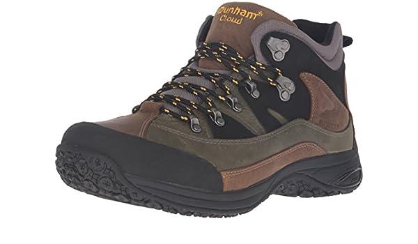 773c2932805e8 Dunham Men's Cloud Mid Cut Waterproof Boot, Grey, 8 D US: Amazon.co.uk:  Shoes & Bags