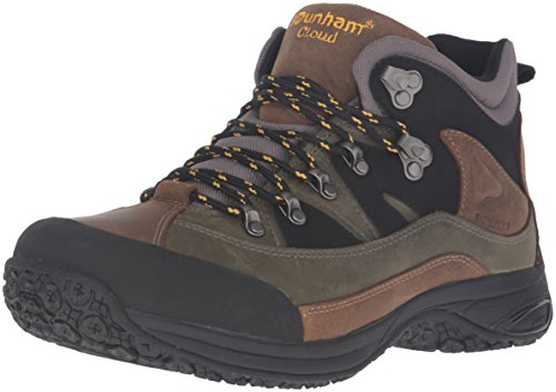 Dunham Herren Cloud Mid Cut Waterproof Boot, Grey, 53 EU (Boot Schuhe Dunham)