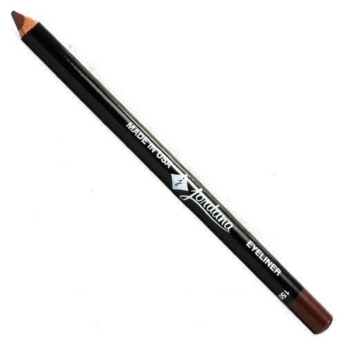 JORDANA 5 Inch Eyeliner Pencil - Java Bean