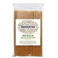Biona Organic White Spelt Spaghetti, 500g