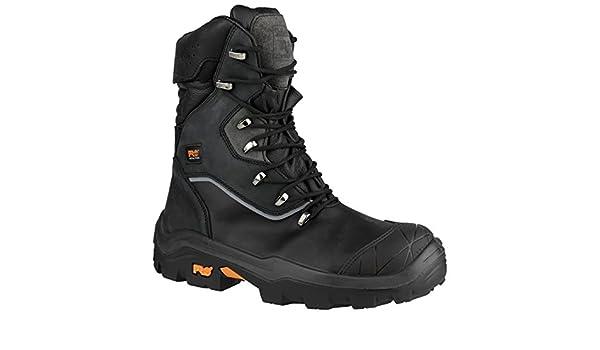 fd3cc82e780 Timberland Trapper 6201077 - Chaussures montantes de sécurité - Homme (39.5  EUR) (Noir)  Amazon.fr  Chaussures et Sacs