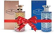 Bundle Of 2 Mark Des Vince Perfumes(Mark Des Vince Uomo Eau De Parfum 100ML,Mark Des Vince Donna Eau De Parfum