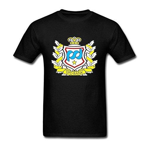 huenk-evanostm-homme-spd-bank-a-manches-courtes-t-shirt-xx-large