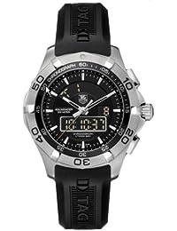 TAG Heuer Herren CAF1010.FT8011 Aquaracer Chronotimer Uhr