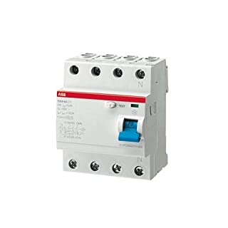 ABB SACE 2CSF204819R1630 Fehlerstrom-Schutzschalter Verteiler F204A-63/0,03TG