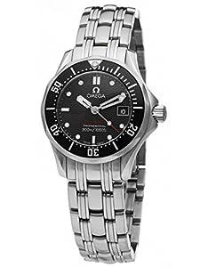 Omega-Reloj de pulsera analógico para mujer cuarzo acero inoxidable 21230286101001 de Omega