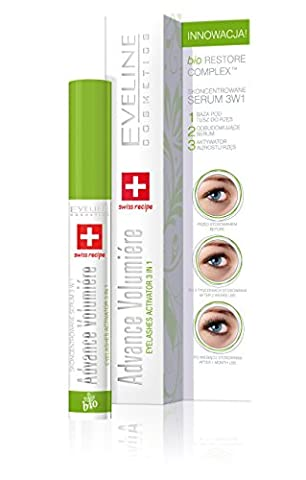 Eyelashes Concentrated Serum 3 in 1 Advance Volumiére