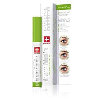 Eveline Cosmetics Advance Volumiere Eyelashes Activator Serum skoncentrowane do rzęs 3w1 10ml