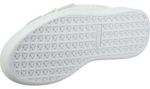 Puma Basket Strap ExoticSkin W chaussures white