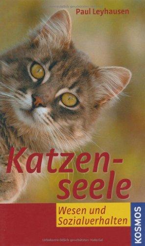 Buchseite und Rezensionen zu 'Katzenseele: Wesen und Sozialverhalten' von Paul Leyhausen