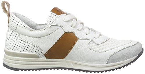 Momino 3170n, Baskets Basses mixte enfant Blanc - Weiß (BIANCO)
