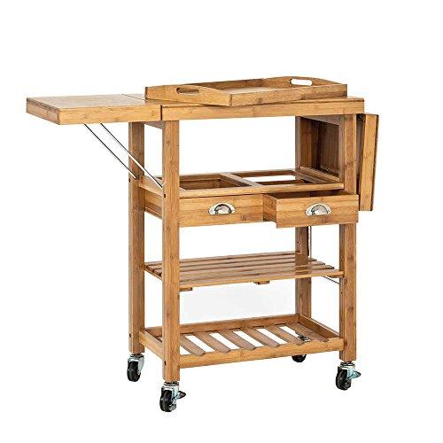 Küchenrollwagen & Küchenwagen günstig online kaufen