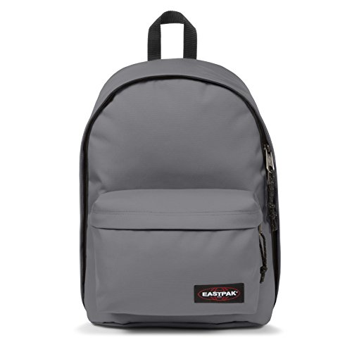 Eastpak Out Of Office Zaino Casual, 27 Litri, Grigio (Woven Grey)