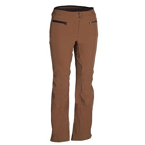 Phenix Jet Pants Damen Skihose braun (36)