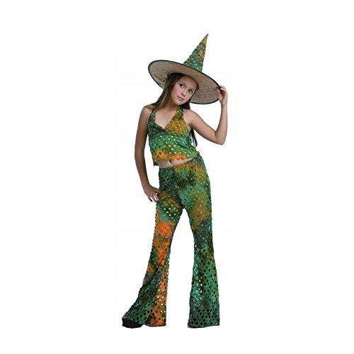 Karneval Kostüm Hexe des Waldes -