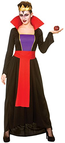 Wicked Queen - Adult Costume Lady : MEDIUM (Disney Evil Queen Kostüm)