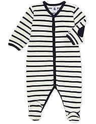 Petit Bateau Dors Bien, Pyjama Mixte Bébé