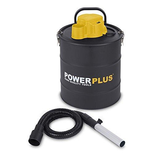 PowerPlus-POWX300-Aspirador-de-Cenizas-1200-W-240-V-Negro-Amarillo-20-litros