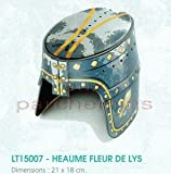 BestSaller Chevaliers nobles Premium Soft Ritter Heaume (Multicolore)