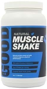 Good Hemp Nutrition Muscle Shake with Hemp Protein Chocolate 1kg
