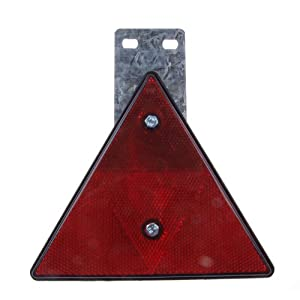 WAMO Dreieckrückstrahler mit Pendelhalter