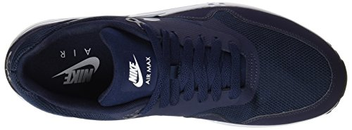Nike Air Max 1 Ultra 2.0 Essential, Scarpe da Ginnastica Basse Uomo Blu (Obsidian/obsidian-pure Platinum-white)