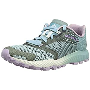 Merrell Damen All Out Crush 2 Traillaufschuhe, Schwarz, 42.5 EU