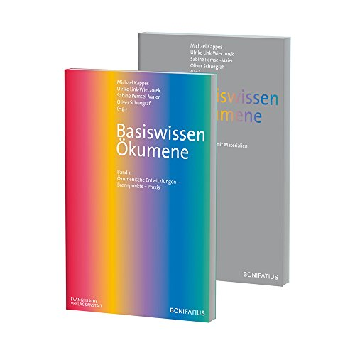 Basiswissen Ökumene: Bände 1–2 (Set)