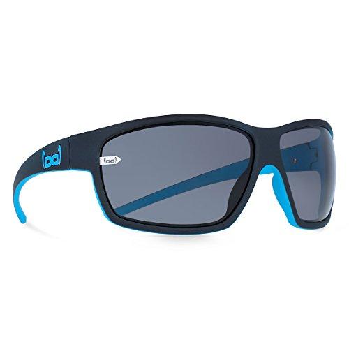 gloryfy unbreakable eyewear Sonnenbrille G15 devil blue, schwarz blau