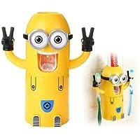 Marca nueva Minion soporte para cepillo de dientes
