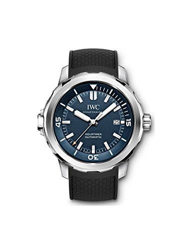 IWC Aquatimer Automatic Blue Dial Mens Watch IW329005