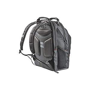 "41vXS5jp0mL. SS300  - Wenger/SwissGear Ibex 125th Anniversary maletines para portátil 43,2 cm (17"") Mochila Negro - Funda (Mochila, 43,2 cm (17""), Tirante para Hombro, 1,4 kg, Negro)"