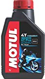 #3: Motul 3000 4T Plus 20W40 HC Tech Engine Oil for Bikes (1 L)