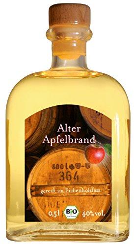 Schlitzer Bio Alter Apfelbrand 40% vol. 0,5l