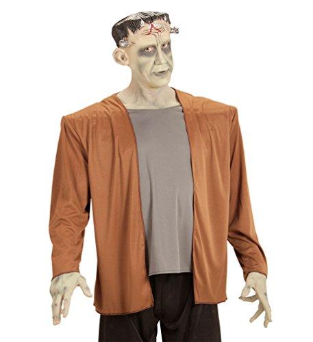 Karneval-Klamotten Kostüm Frankenstein Monster Halloween Herren Erwachsene Karneval Herrenkostüm Größe 54