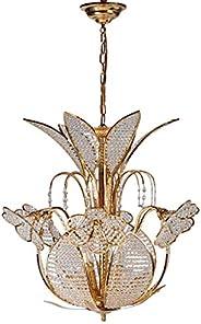 Al Masah Crystal Floral Crystal Chandelier - Cha00465