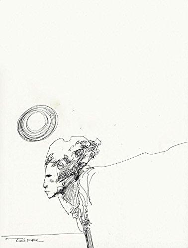 Il collezionista. Variant Sketch edition par Sergio Toppi