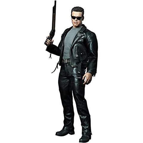 Hot Toys Terminator - Movie Masterpiece [Terminator 2] T-800