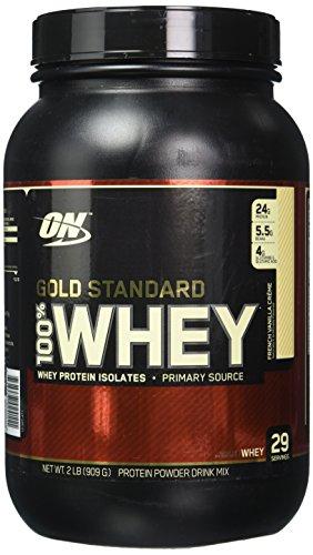 Optimum Nutrition 100% Whey Gold Standard Vanilla 912g