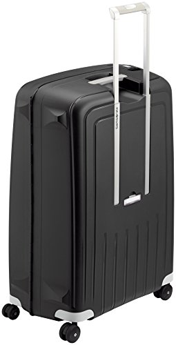 Samsonite S'Cure Spinner 81/30 Koffer, 81cm, 138 L, Black -