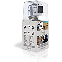Nilox F60 Reloaded Action Camcorder (Silver)