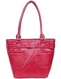 Fristo Round Belt Women's Handbag(Pink)