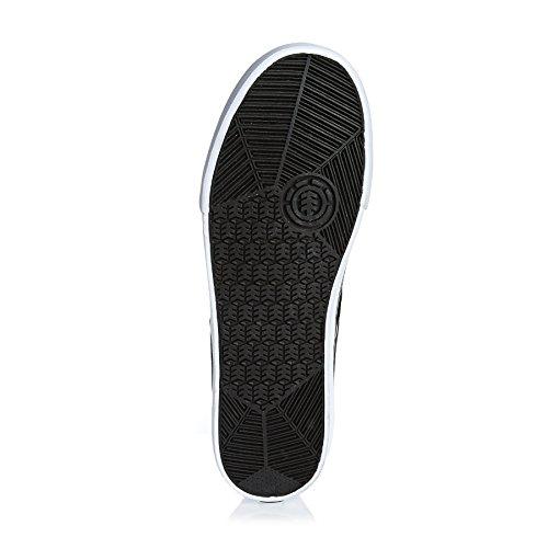 Element Herren Topaz C3 Sneakers Low-Top Schwarz