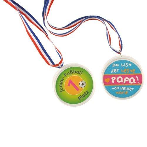 Medaille zum Selbstgestalten Sieger Medaillen Gewinner Super Podium (Sieger Auszeichnung Medaillen)