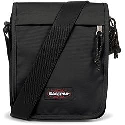 Eastpak Flex, Borsa A Tracolla Unisex, Nero (Black), 3.5 liters, Taglia Unica (23 centimeters)