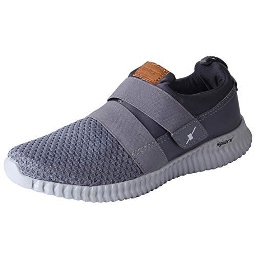 Sparx Men's Grey Running Shoes SM_406-43