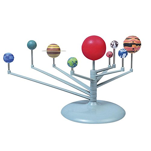 A2S Solar System Planetarium Model Kit Kids DIY Toy Gift Astronomy Science Project