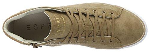 Esprit Miana, Sneakers Hautes Femme Marron (Taupe 241)